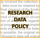Research Data Policy